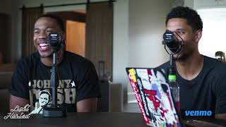 New Orleans Saints' Marcus Williams On Becoming Great - LightHarted Podcast With Josh Hart