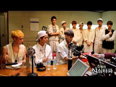 신동의 심심타파 - EXO, Challenge - 엑소, 스타의 도전 20130607
