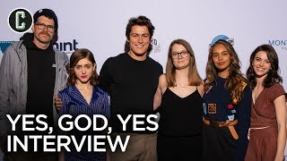 Yes, God, Yes: Natalia Dyer, Alisha Boe, Wolfgang Novogratz Interview