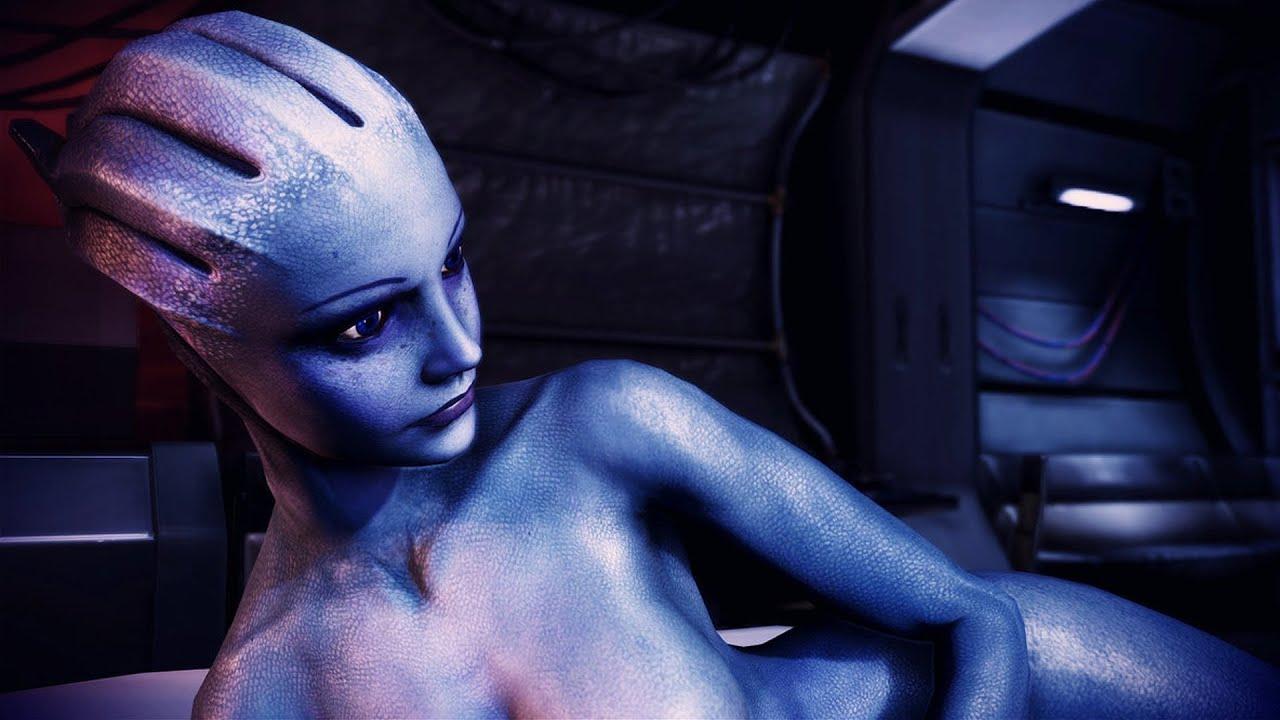Mass Effect Sex Scene Liara 15