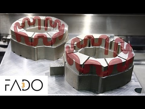 3D Printing in Tooling applications - Introduction to Conformal Cooling - Fado Group