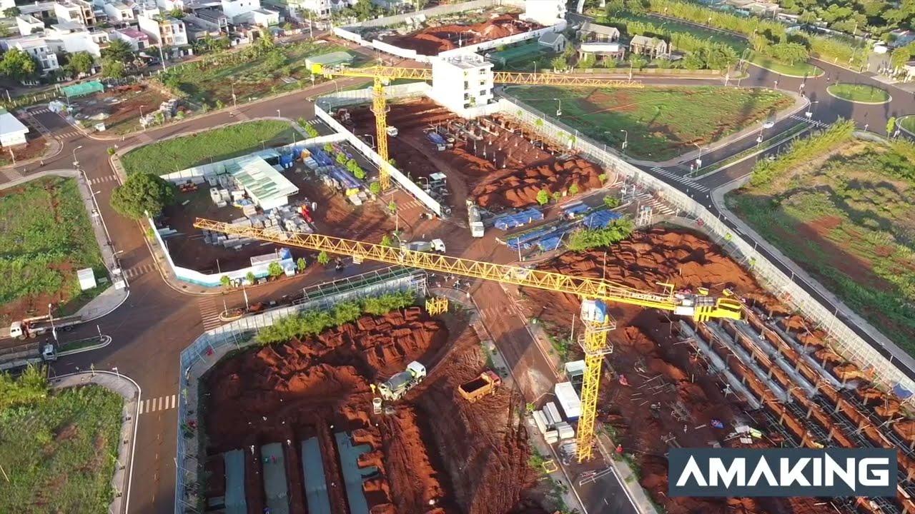 Thông tin dự án Suối Xanh, thành phố Cà Phê, Trung Nguyên 0917.611.117 video