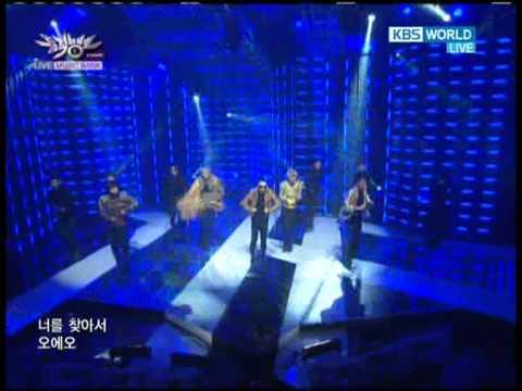 Big Bang - Tonight - 110311 - Music Bank