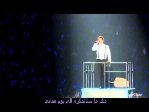 Leeteuk - she (arabic sub)