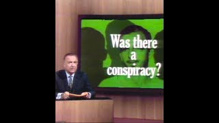 """A CBS News Inquiry: The Warren Report"" (1967) PREVIEW"