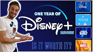 Disney Plus Review   One Year Later
