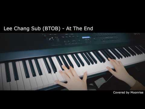 '이창섭 (Lee Chang Sub) - At The End' [Album Piece of BTOB Vol.1] Piano Cover