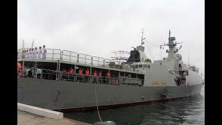 """Nói """"tàu hộ vệ Quang Trung ra bãi Tư Chính"""" chẳng khác nào Việt Nam đi vào vết xe đổ của Philipines?"""