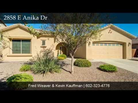 2858 E Anika Dr, Gilbert, AZ 85298 presented by Group 46:10 Keller Williams Realty Phoenix
