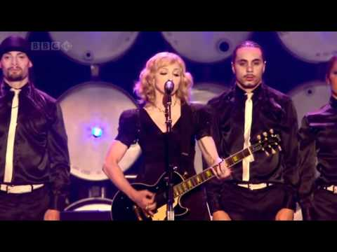 Madonna - Ray Of Light (Live Earth)