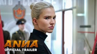 Anna (2019 Movie) Official Trail HD