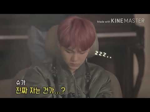 [방탄소년단_슈가]슙슙 민윤기 입덕영상