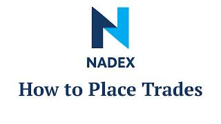Watch Video: How to Place Trades