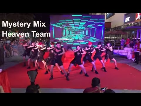 [Live Performance] Mystery Mix by Heaven Dance Team from Vietnam