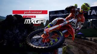 MXGP PRO - Trailer d'annuncio