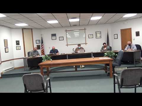 Rouses Point Village Board Meeting  5-3-21