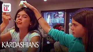 Kendall & Kylie Jenner Growing Up Through KUWTK | Seasons 1-18 | Keeping Up With The Kardashians