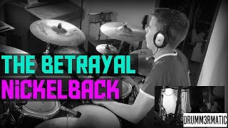 Nickelback - The Betrayal (Act I & III) - Drum Cover || (DOUBLE-BASS DRUM CAM!)