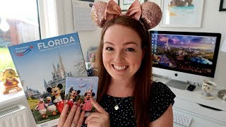 BOOKING WALT DISNEY WORLD ✨THE ULTIMATE GUIDE TO PREP & PLANNING!