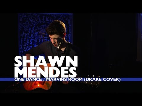 Shawn Mendes - 'One Dance / Marvins Room' (Capital Session)