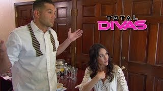 Nikki's family realizes she never told John Cena she was married:Total Divas Preview, Season Finale