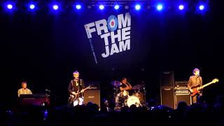 From The Jam: live in Glasgow 29th September 2017