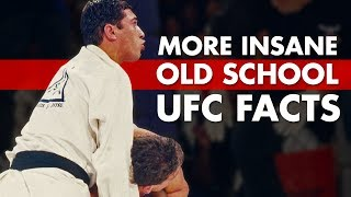 10 More Unbelievable Facts About Early UFCs