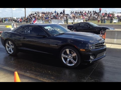 LIVE qualifying from TX2K13 - Drag Racing