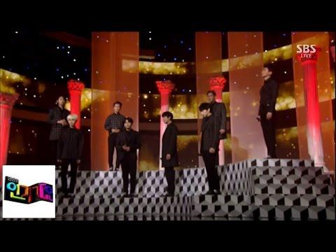 [슈퍼주니어(Super Junior)] 백일몽(Evanesce) @인기가요 Inkigayo 141026