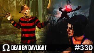 FREDDY'S NEW NIGHTMARE! ☠️   Dead by Daylight DBD Twins / Freddy