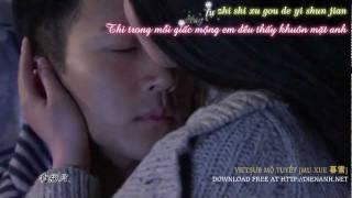 [Vietsub + Kara] Mộ tuyết (Ending theme Thiên Sơn Mộ Tuyết) - Dĩnh Nhi.avi