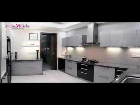 Modular kitchen by Meine Kuche : Vasudevan