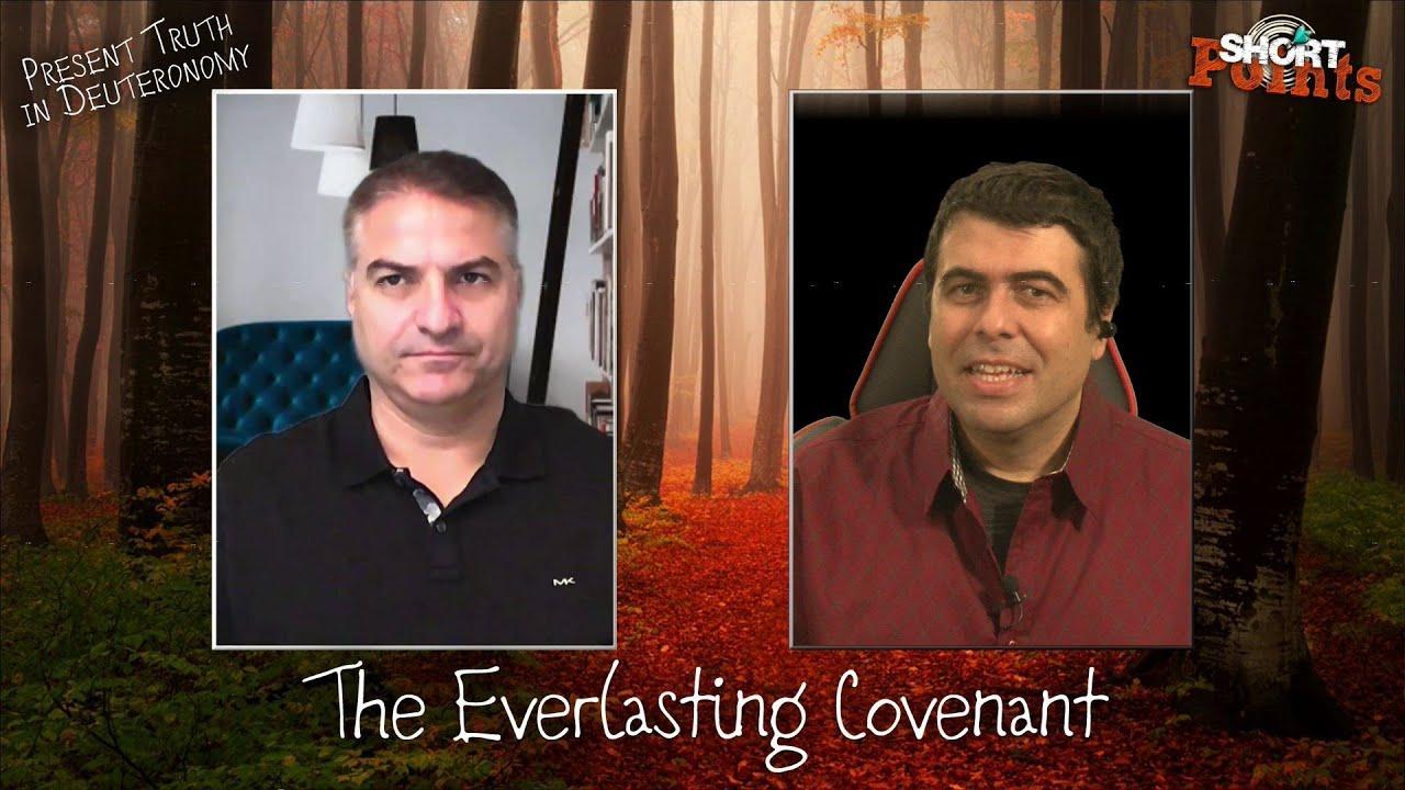 The Everlasting Covenant - Sabbath School Lesson 3, Q4, 2021