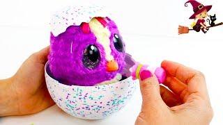 Nuevos Huevos Sorpresa de Hatchibabies
