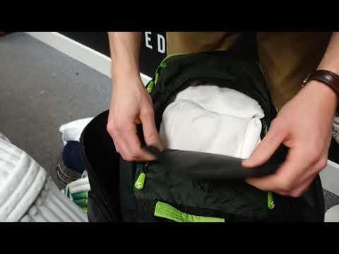 Kookaburra Pro D3000 Duffle Bag - Khaki