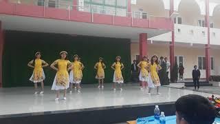Cô Ba Sài Gòn - lớp 10c9 Lê Quý Đôn