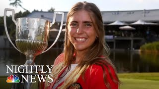 Acclaimed Iowa State Golfer Found Dead, Man Charged With Murder | NBC Nightly News