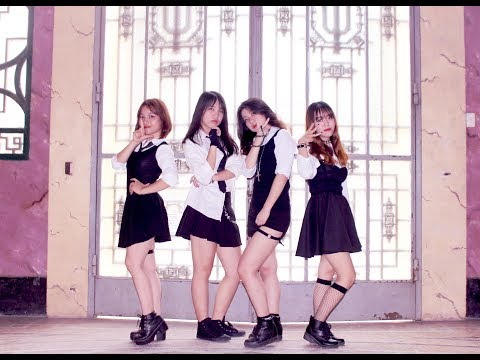 AS IF IT'S YOUR LAST (마지막처럼) - BLACKPINK - dance cover by SuperB from VietNam