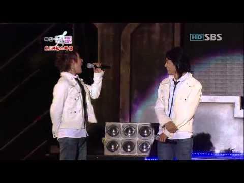 [CUT] YOOSU - Junsu's Dolphin Sound SQUEEE!