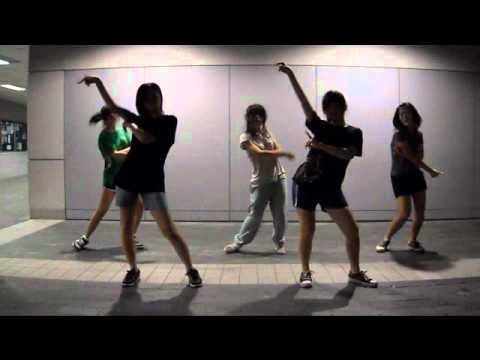 f(x) - Chocolate Love Dance Practice