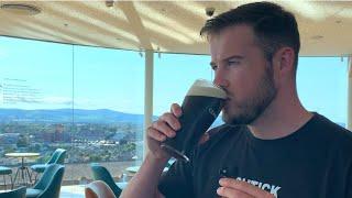 Guinness Review: Guinness Storehouse | Gravity Bar