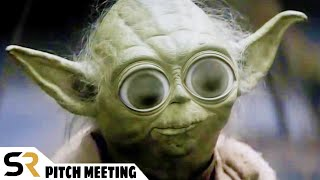Every Star Wars Pitch Meeting In Order Of The Star Wars Timeline Compilation