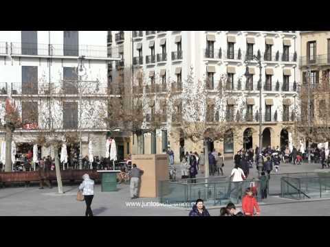 #juntosvolaremos, el optimismo recorre Pamplona de la mano de Atecna