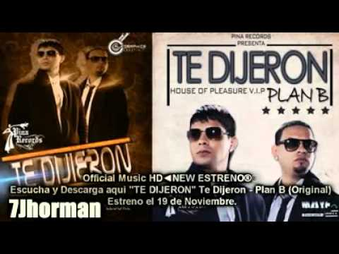 Plan B ft Wisin y Yandel-Te Dijeron Remix (House Of Pleasure Vip) New Reggaeton 2011 Comming Soon
