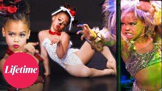Asia's SASSIEST Performances from AUDC, Dance Moms & Raising Asia (Flashback Compilation) | Lifetime