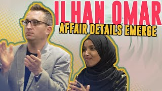 ILHAN OMAR MARRIAGE AFFAIR with Tim Mynett: Campaign finance fraud & lies