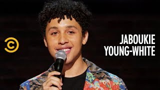 """Jaboukie Young-White: """"Jesus Be Looking Cute as F**k On the Cross"""""""
