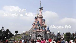 Disneyland Paris  A day at Disneyland Park