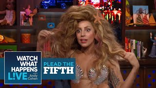 Lady Gaga On Being A Stripper And That Unreleased Cher Track | Best Of Lady Gaga | WWHL