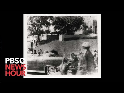 Jfk Moorman Polaroid Reconstruction Musica Movil
